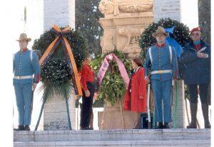 Cerimonia del Gianicolo