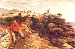 Garibaldi a Caprera