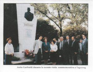 Vista a Taganrog - Anita Garibaldi, Francesco Garibaldi-Hibbert