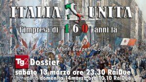 Italia Unita l'impresa di 160 anni fa - TG2 Dossier